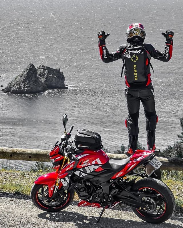 Ready for the perfect weekend ✨ 📷| @biker_poutou  #xlmoto  #letsride  #weekend  #oceandrive