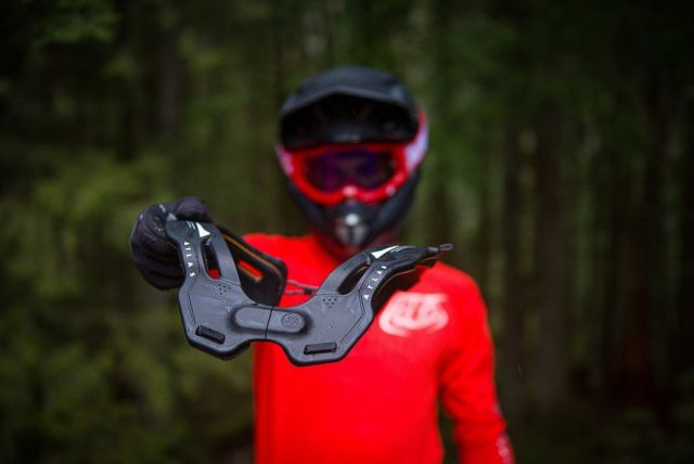 The all new @atlasbrace VISON has landed. Its super light and gives you complete protection with great range of motion 🔥  #24mx  #motox #protection #ultralight  #fast  #safe #atlasvision